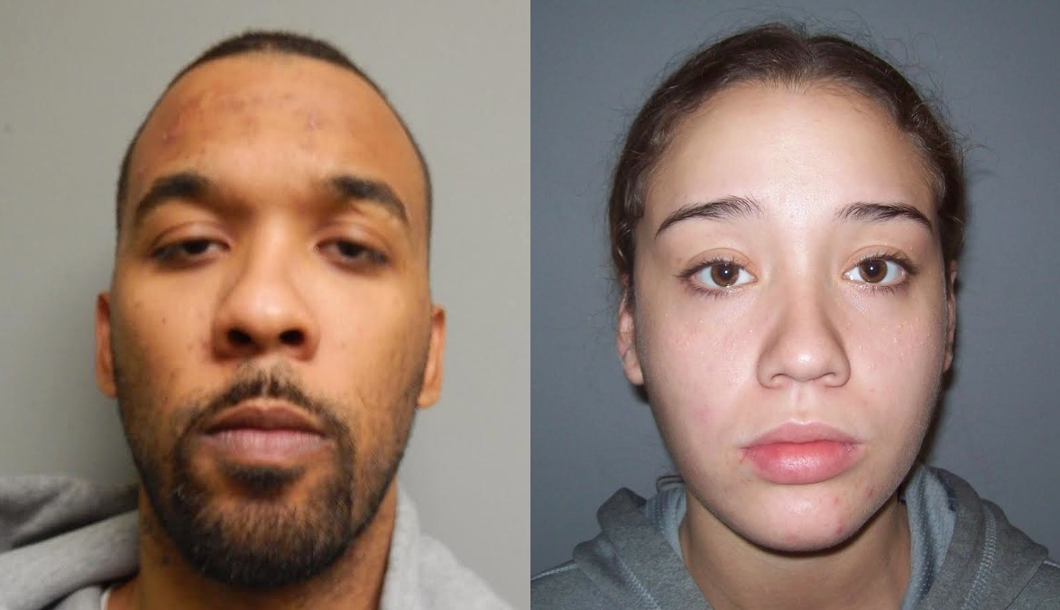 Anthony Sable and Cilia Lecea. Photos courtesy of West New York Police Department.