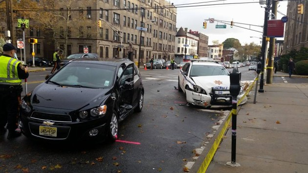 Updated Hudson County Sheriff S Officer Involved In Jersey City Car Accident Hudson County View