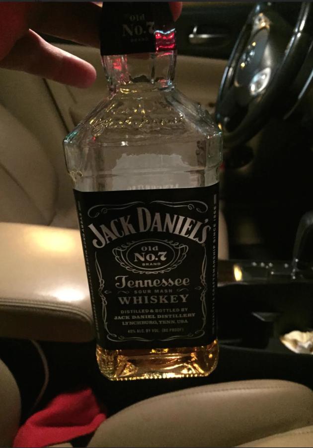 Port Authority Jack Daniels
