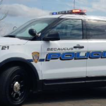Police: 15-year-old busted  with handgun, ammo, weed while driving stolen car in Secaucus