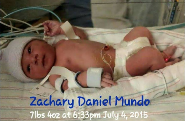 Zachary Mundo