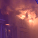 Bayonne Mayor Davis: 'It's a blessing' no major injuries occurred in 5-alarm fire