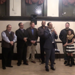 Assemblyman Carmelo Garcia leaves office with farewell party in Hoboken