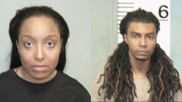 Amber Dunson and Graylyn Claiborne. Photos courtesy of Port Authority police.