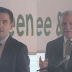 Fulop, Sweeney join forces to fight Christie on developing Liberty State Park