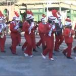 Hoboken honors Redwings Football Championship with Washington St. parade