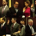 After Zimmer majority Hoboken council sworn in, Giattino, Mello named pres, VP