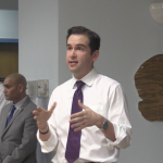Poll: Should more Hudson County mayors regularly host community meetings?