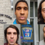 West New York police use detective work to arrest 4 burglary suspects