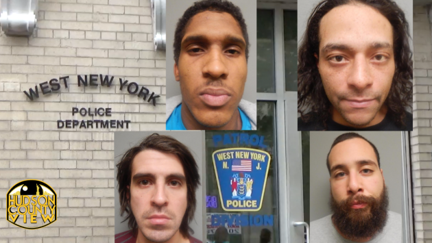 West New York burglary