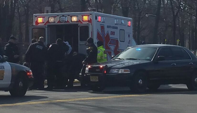 North Bergen accident