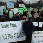 Liberty State Park activist Pesin rips Christie: 'Keep your hands off this park!'