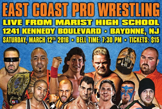 East Coast Pro Wrestling