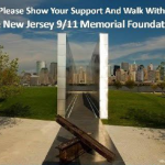 NJ 9/11 Memorial Foundation hosting Empty Sky Memorial Walk in Jersey City