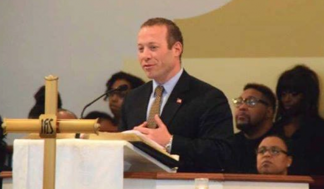 District 5 Democratic Congressional candidate Josh Gottheimer. Photo via Facebook.