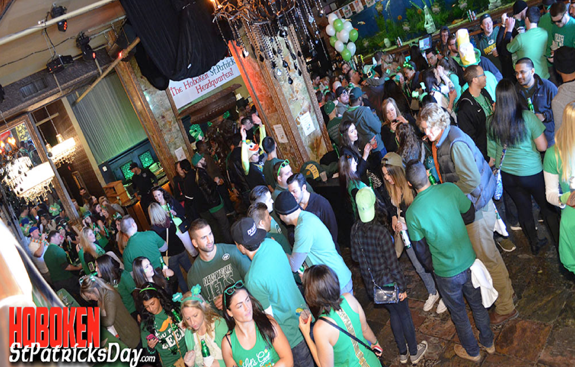 Photo courtesy of HobokenStpatricksday.com.