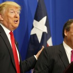 Christie: 'I said I wasn't gonna be a full-time surrogate for Donald Trump'