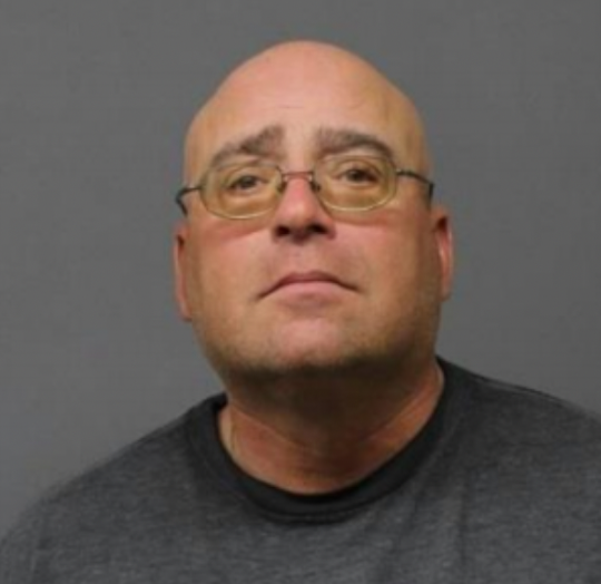 John Schwartz. Photo courtesy of the Bergen County Prosecutor's Office.