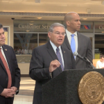 Menendez, Booker, Chiaravalloti call for new DWI regulations for train conductors