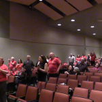West New York teachers continue to brawl with BOE over contract