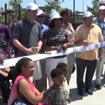 Jersey City cuts the ribbon on $38M,17-acre Berry Lane Park in Ward F