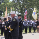 West New York EMT, PA fireman receives hero's goodbye at funeral service