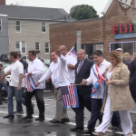 Despite rain, 15th annual Cuban Day Parade marches through North Hudson