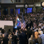 LGBT activist proclaims 'We are Orlando!' at Jersey City vigil with 1,000′s on hand