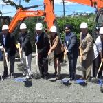 Hoboken officials break ground for the Southwest Resiliency Park