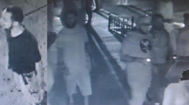 Hoboken suspects