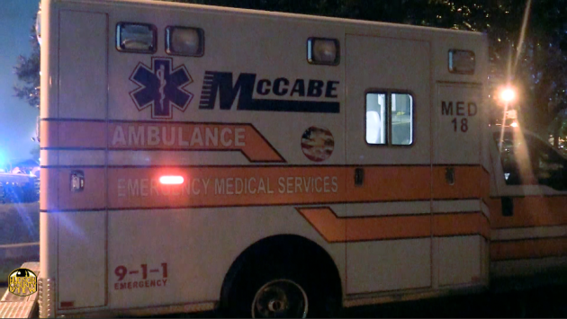 McCabe ambulance