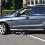 Police: 9-year-old bicyclist hit by car while crossing the street in Secaucus