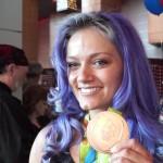 Dagmara Wozniak Rio Olympic Bronze Medalist for Fencing