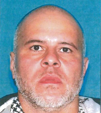 Fernando Rosario. Photo courtesy of the Hoboken Police Department.
