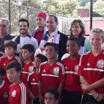 New York Red Bulls come to Hoboken for new soccer pitches, completing $57M project
