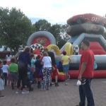 Bayonne draws hundreds to DiDomenico Park for National Night Out