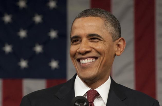 President Barack Obama. Photo via biography.com.