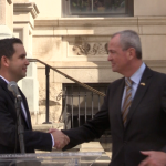 Jersey City Mayor Fulop endorses Murphy for governor, announces re-election