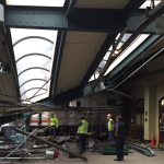 UPDATED: NJ Transit train crashes into Hoboken Terminal station, dozens injured