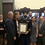 Hoboken honors U.S. Army's 1st recognized Sikh solider for military achievements