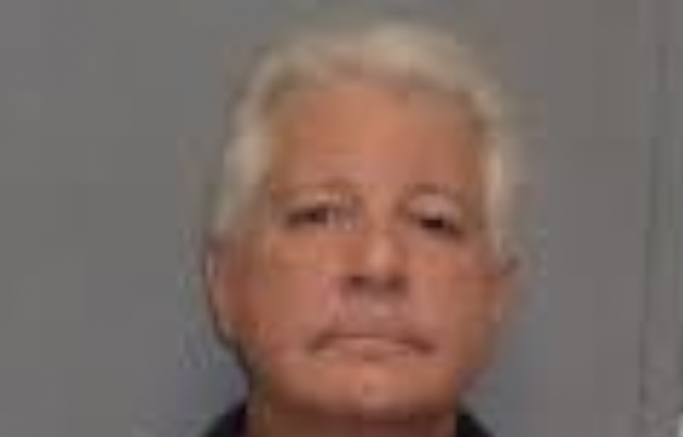 Robert Musso. Photo courtesy of Port Authority police.