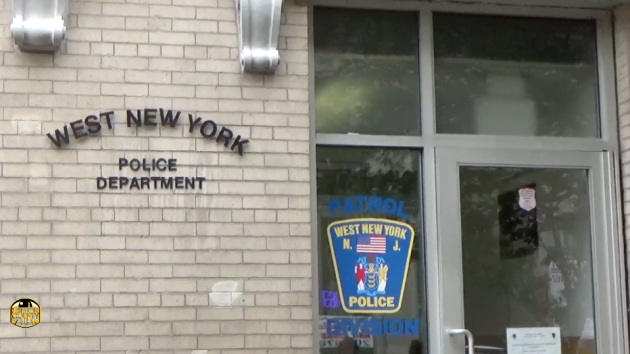 West New York Police Station