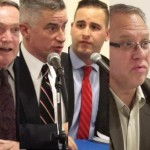 Guarini Panel Coronato, eustace, McGreevey, Miller, Deleon Perez