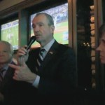 Hoboken unites as Murphy, Zimmer unload on Christie at meet and greet