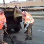 Emergency repairs shut down 2 lanes of I-495 in North Bergen until Monday