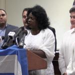 Prieto, West New York officials honor Cuba's 'Women in White' movement