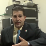 Bayonne BOE hopeful Vinc is concerned with taxes and teachers' contract