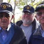 Dozens join Hoboken officials for Veterans Day ceremony at Elysian Park