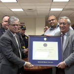 North Bergen police receive accreditation from NJ chiefs of police organization