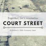DeFusco pushing for $500k county grant to rehab Court Street in Hoboken